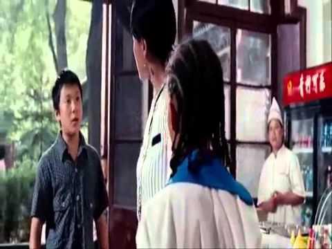 Karate Kid Cheng Vs Dre