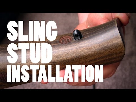 How To Install Sling Studs