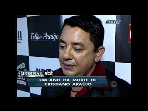 Um ano da morte de Cristiano Araújo