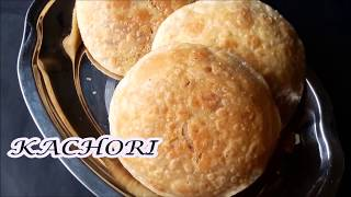 kadale bele kachori in kannada - Channa Dal Kachori - Kachori recipe