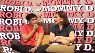 MOM REACTS! What if I PROPOSE to my GIRLFRIEND NEXT YEAR? (NINERBYOS SIYA!) | Robi Domingo