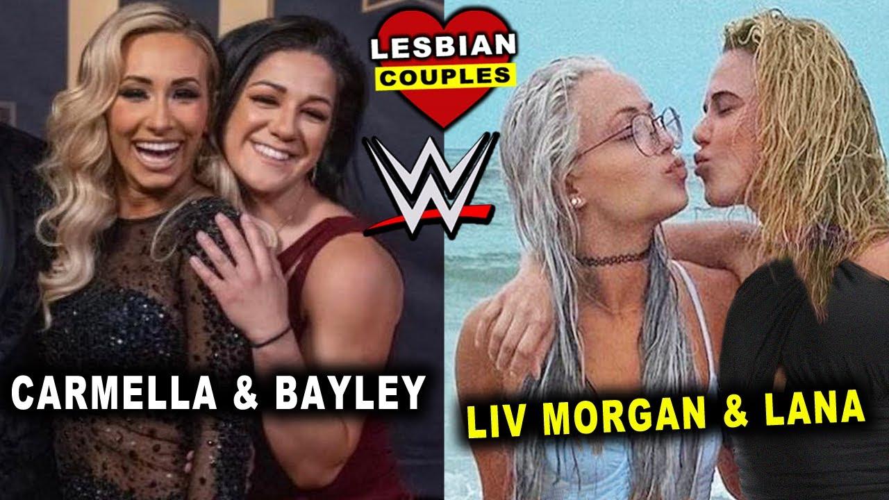 Download 5 Lesbian WWE Couples 2021 - Lana & Liv Morgan, Bayley & Carmella