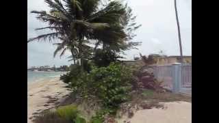 Villas del Mar Beach Resort beachfront vacation rental in Loiza Puerto Rico