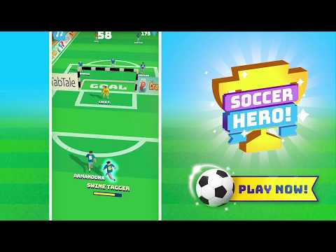 Soccer Hero  For Pc - Download For Windows 7,10 and Mac