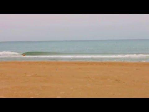 "Анапа лето 2014 - тёплое море, но такой ""холодный"" пейзаж."