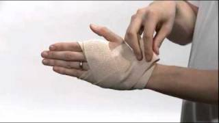 How to Wrap a Wrist with ACE™ Brand Elastic Bandages