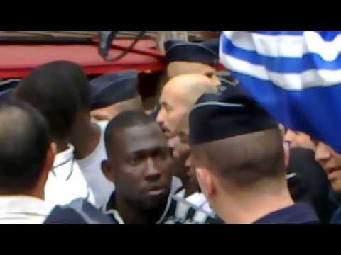 Paris Bastille : les sans-papiers enfournés dans le Métro. Ne pas déranger Manuel Valls !