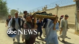 Wedding celebration shattered after suicide attack