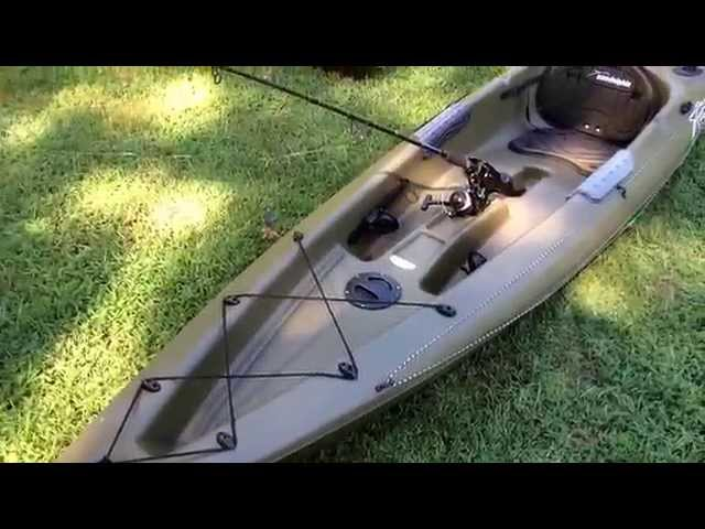 SunDolphin Journey 12ss review