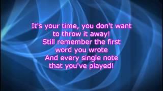 Neil Diamond  - First Time (Lyrics)