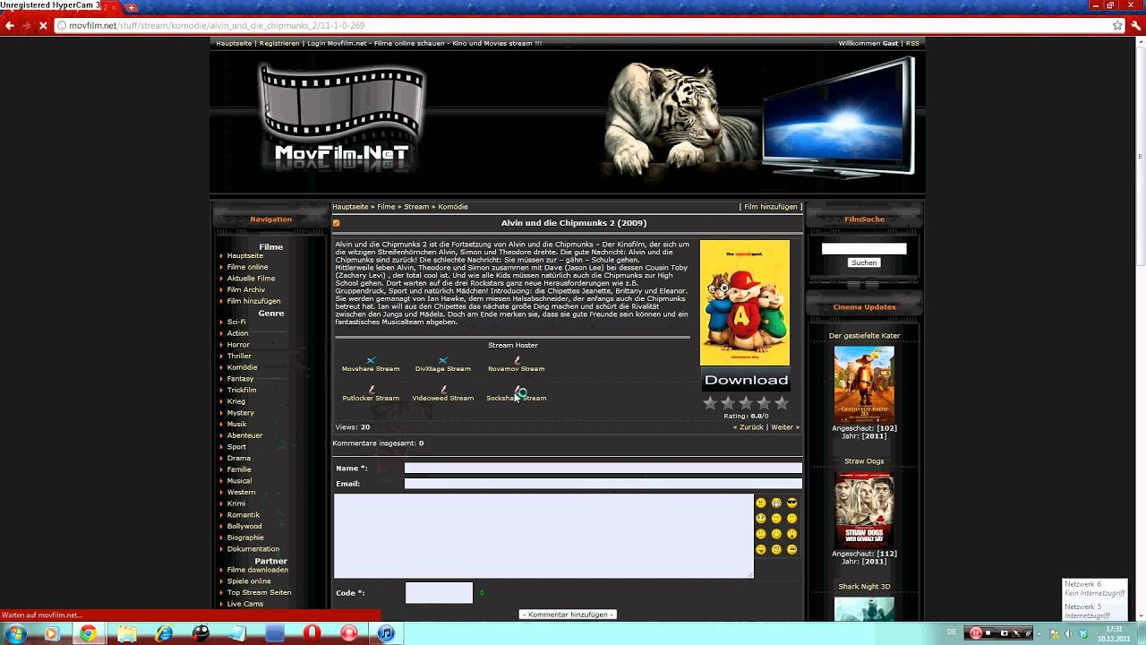 filme online schauen stream legal