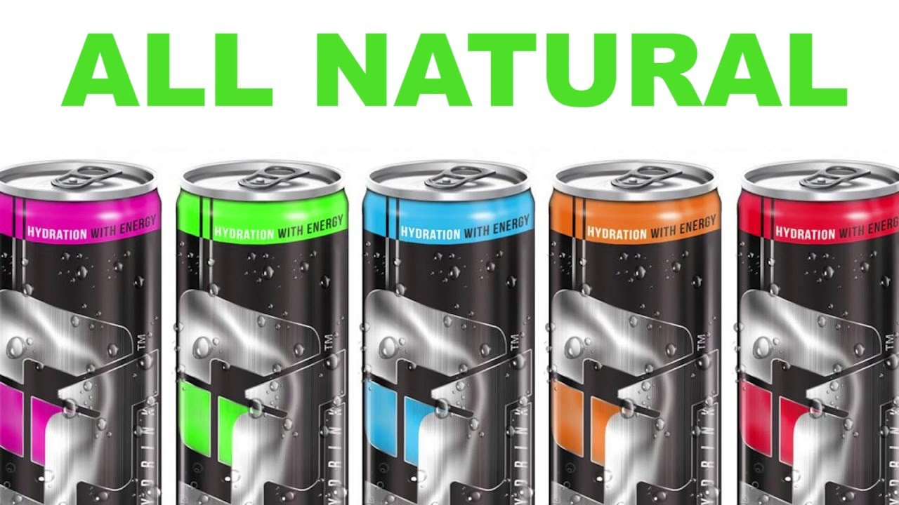 The New Wave of Hydration Energy Drinks - #WHATISYOURLEVEL - YouTube