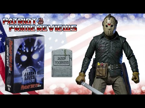 Patriot Prime Reviews Neca Ultimate Friday The 13th Part VI Jason Figure