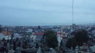 Tsunami Warning Sirens - 7.3 magnitude earthquake strikes Fukushima Japan