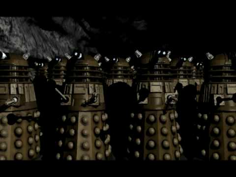 'Planet of the Daleks' Movie Trailer