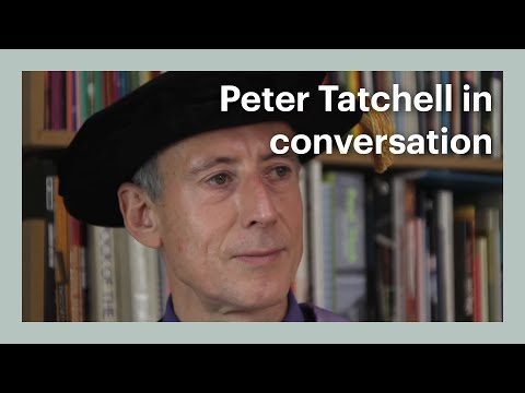 Peter Tatchell - In conversation