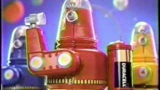 Duracell Dancing Robots 1991