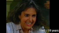 How has changed - Ashley Laurence ( 1985 = 2016 )