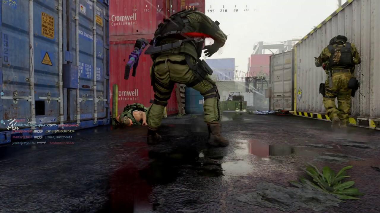 Call of Duty®  Modern Warfare® Mayhem at Shipment