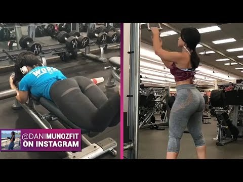 DANI MUNOZ FIT WORKOUT VIDEOS