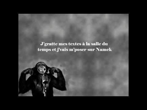 Dinos Punchlinovic - Namek (Lyrics)