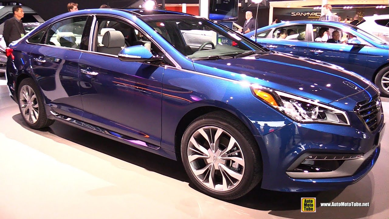 2015 hyundai sonata pricing options and specifications cleanmpg - 2015 Hyundai Sonata 20t Limited Exterior And Interior