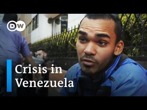 Desperate Venezuelans seek a new start in Colombia | DW Stories