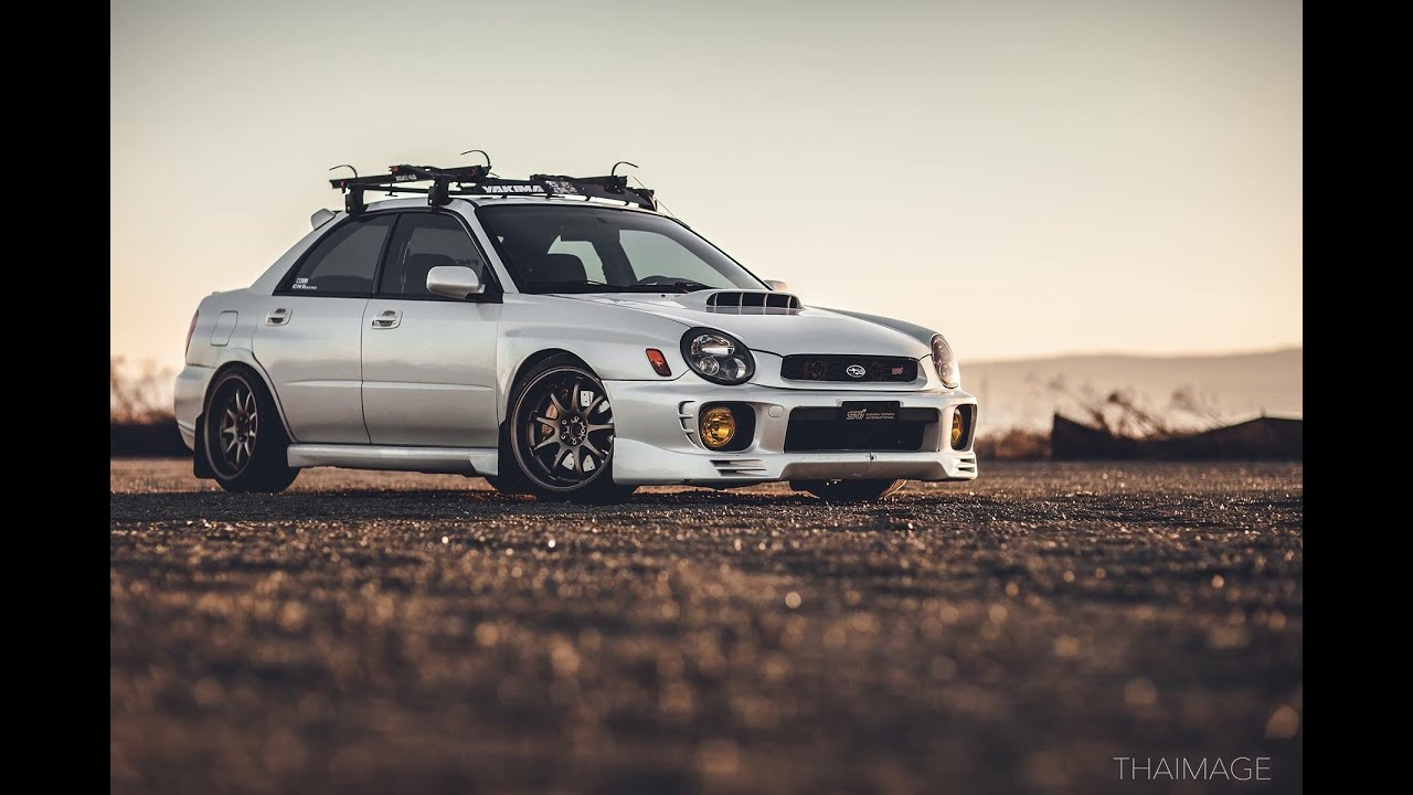 Subaru Sorta Flush Wrx Bugeye On Xd9 Dji Phantom Youtube