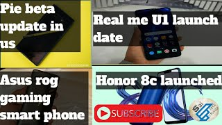 Tech news-Samsung, real me, fortnite, Harry Potter, Nokia 8.1,asus,honor 8c,amazon.