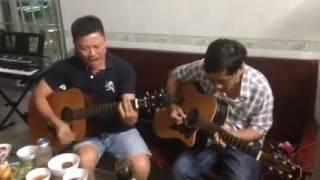 Guitar nhạc vàng - Không bao giờ quên anh & Lá thư đô thị