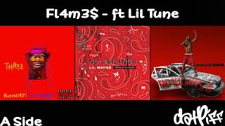 Lil Wayne - Fl4m3$ feat. Lil Tune | No Ceilings 3 (Official Audio)