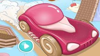 Мультфильм для детей про Игры и Машинки Гонки с Крокодилом 3