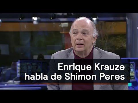 Enrique Krauze habla de Shimon Peres en Despierta con Loret