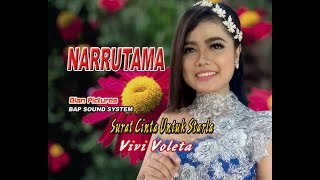 Surat Cinta Untuk Starla - Voc : Vivi - Cs. NARRUTAMA (PUTRA SUPRA NADA) - Live Karanggandu
