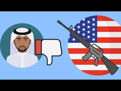 Почему арабы ненавидят