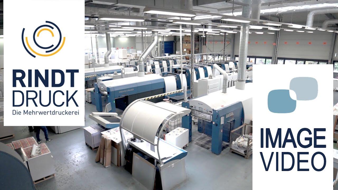 Rindt Druck Die Mehrwertdruckerei Imagefilm
