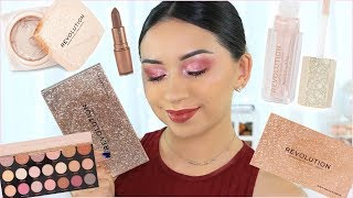 MAKEUP REVOLUTION HOLIDAY 2018 JEWEL COLLECTION