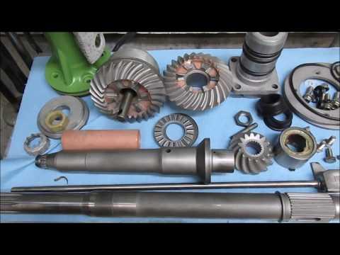 Rebuilding OMC 800 or Cobra used gears