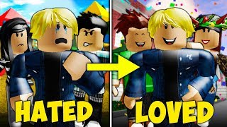 Hated to Loved (A Sad Roblox Bloxburg Movie)