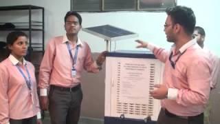 School of Engineering & Technology; Mechanical Department water cooling Part-1 - JNU