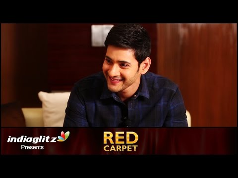 Mahesh Babu Interview : Proud To Have 'Srimanthudu' Releasing In My Chennai | Red Carpet by Sreedhar