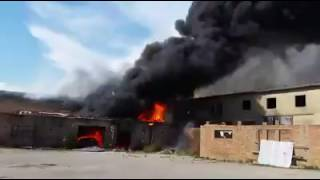 video incendio cz
