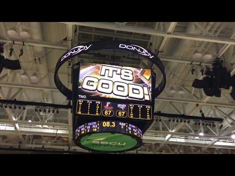 MORGAN STATE VS TOWSON BATTLE OF THE GREATER BALTIMORE MBB GAME 2017