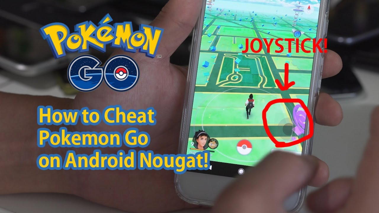 How to Cheat/Hack Pokemon Go on Android 7 0/7 1 Nougat! [Pixel