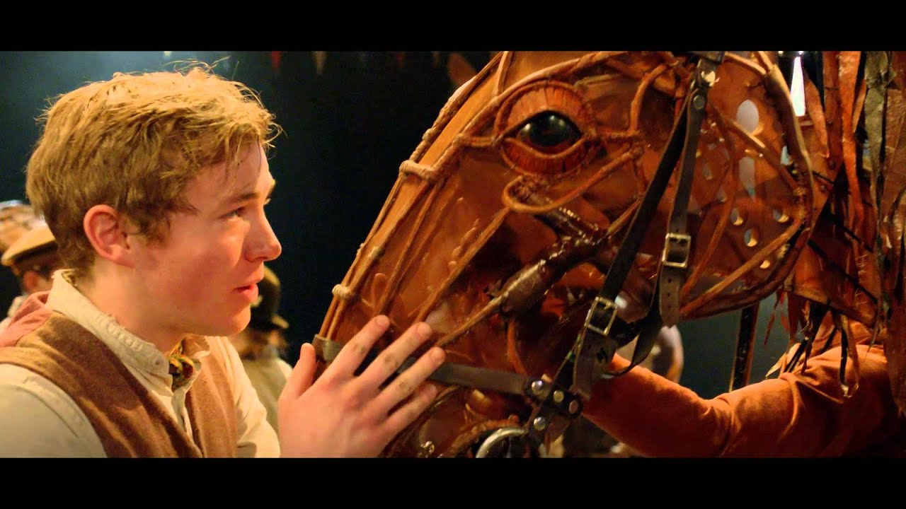 National Theatre War Horse Trailer - YouTube