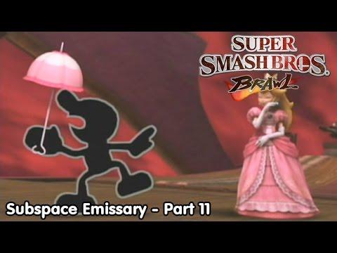 Slim Plays Super Smash Bros. Brawl: Subspace - Part 11