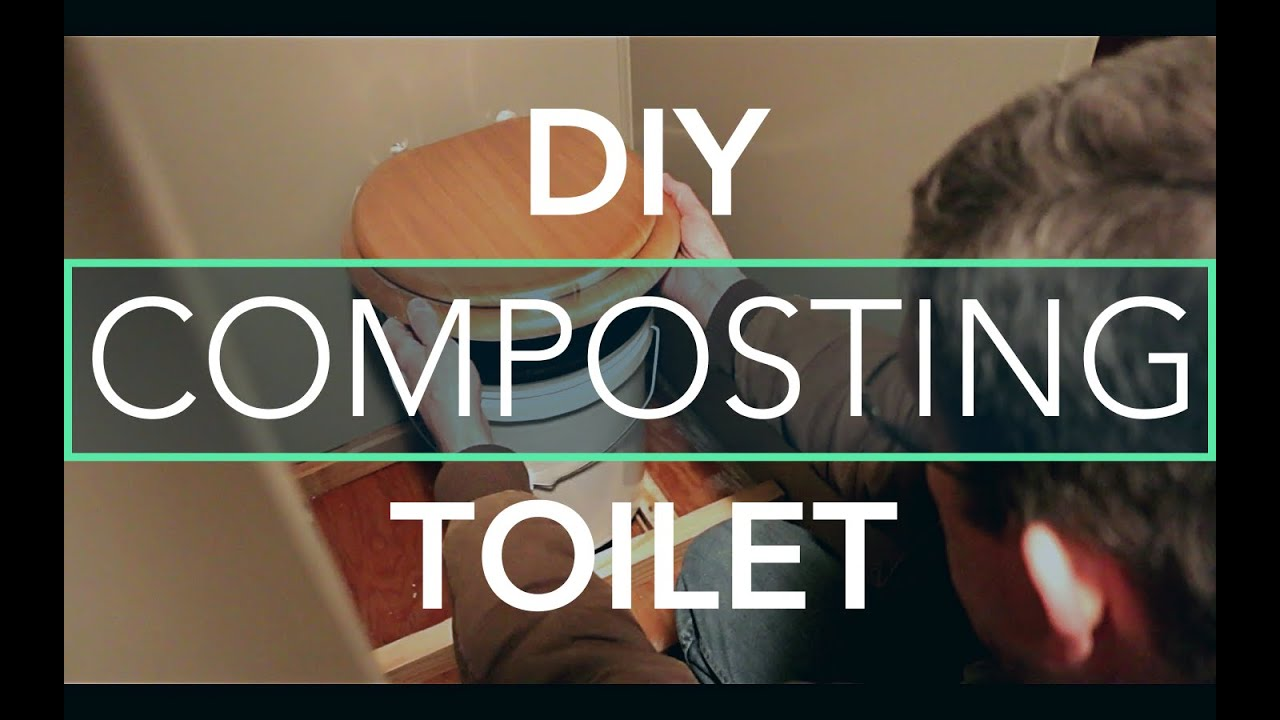 Building a DIY RV Composting Toilet from Scratch - YouTube