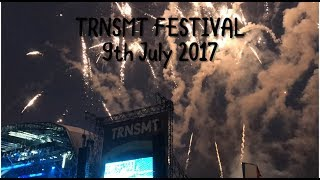 SNEAKING INTO TRNSMT - 9th July 2017