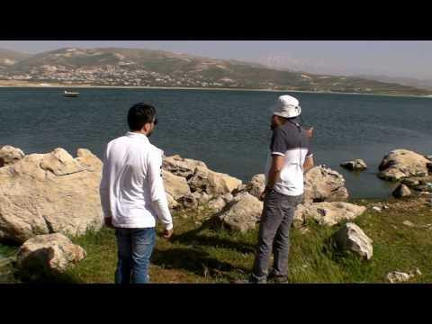 Qaaroun Lake - Litani River Lebanon