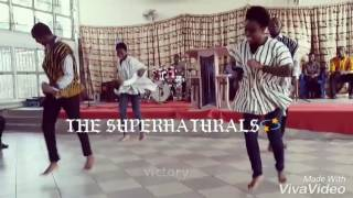 Eben Victory .Choreography by  The_Supernaturals